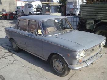 Fiat 1500 Prima Serie